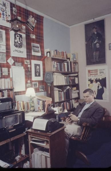 A #39;50s College Dorm Room: Part 37