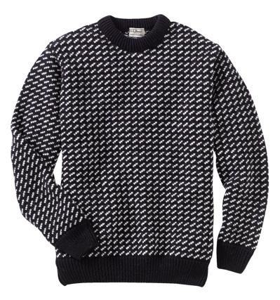 мужской свитер с норвежским узором схема. вязанные свитера фото.