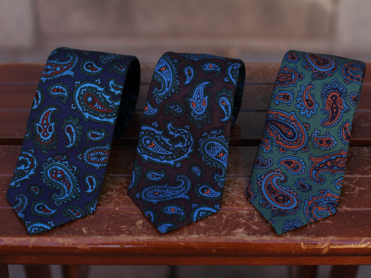 What s the Madder  Boyer on the Autumnal Neckwear Classic 1589d03d4477