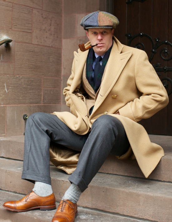 Ivy Style   Inherent Swagger: The Polo Coat