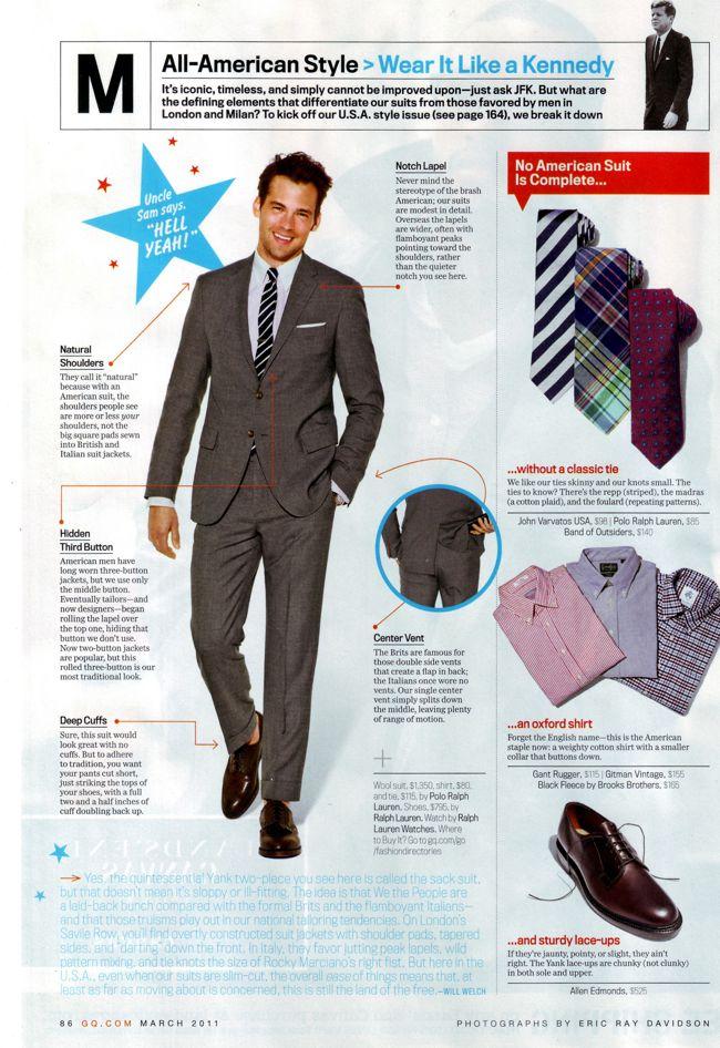 929e1bca43b Ivy Trendwatch: GQ Endorses The Sack Suit