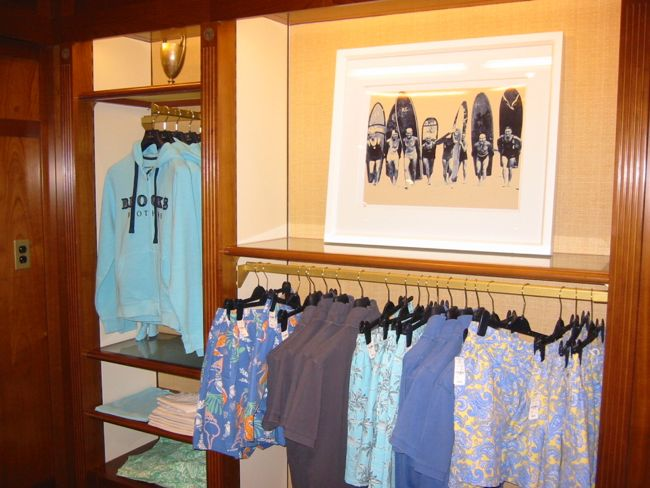 The Sporting Life Brooks Brothers New Third Floor