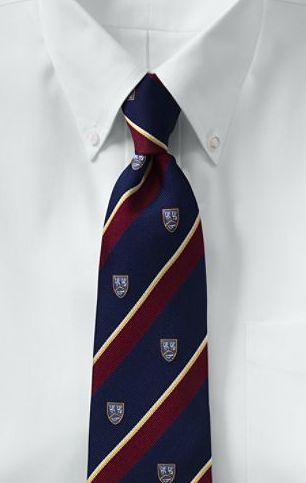 crest dressed heraldic club ties yea or nay