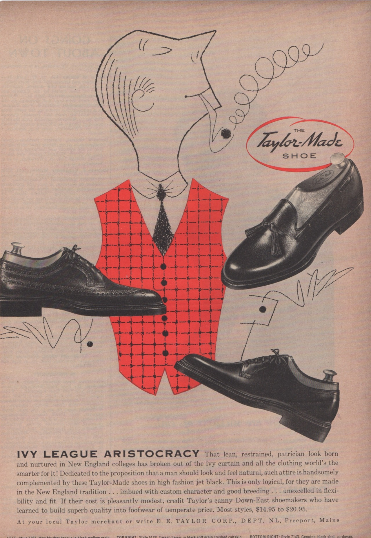 taylor-made-shoe
