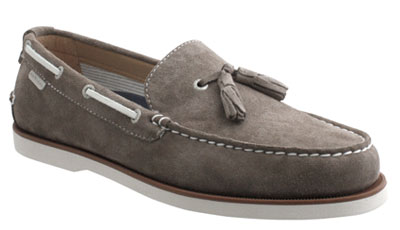 Bass Boat Shoes Women Bass substitutes tassels for