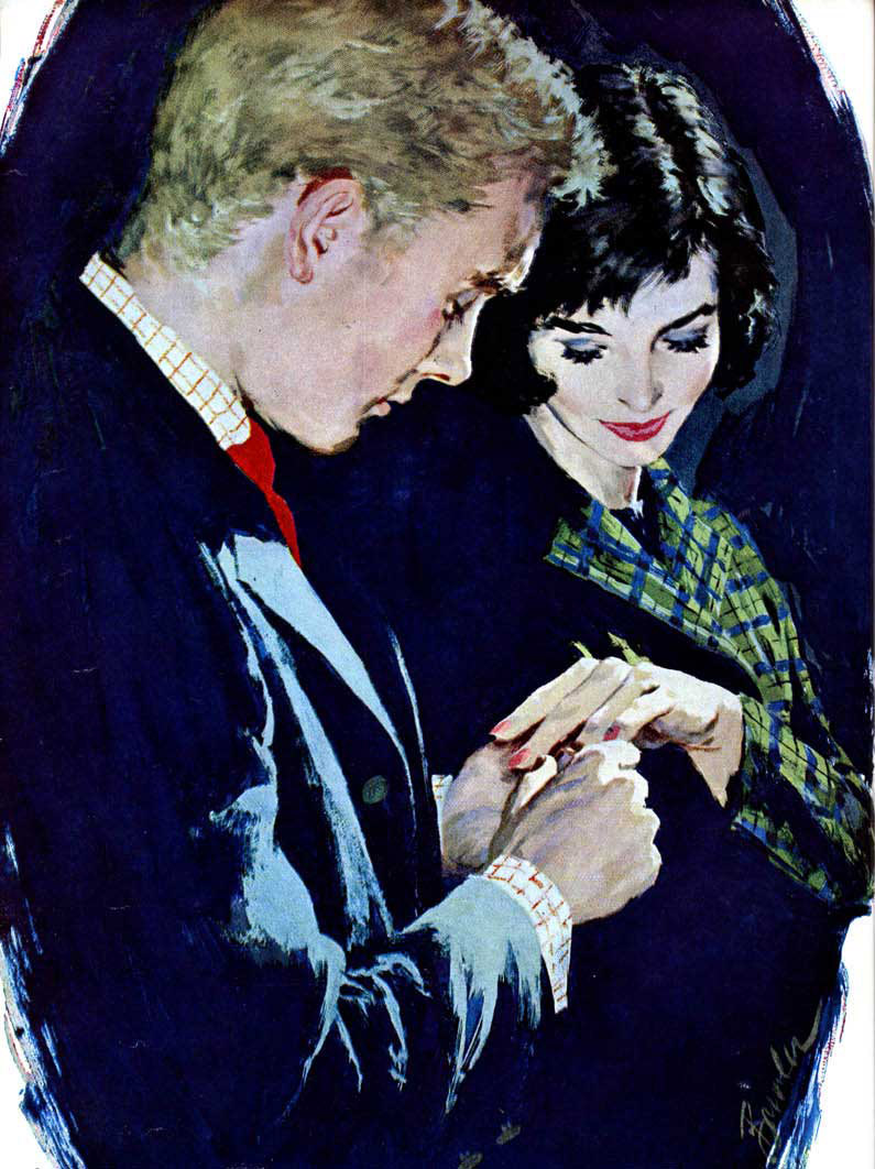 14. Bowler, Joe - Engagement, 1957