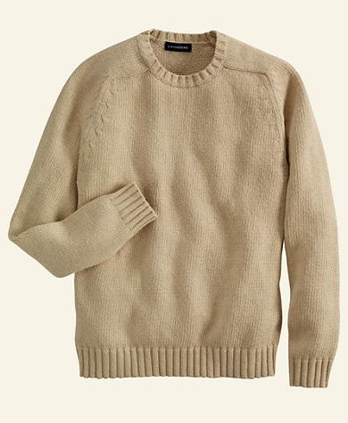 Drifting Away: Classic Lands' End Crewneck Gives Trad The Cold ...