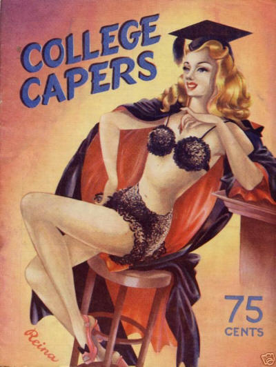 college_capers_194809