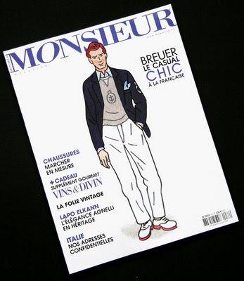 2009 05 Monsieur N76 Couverture