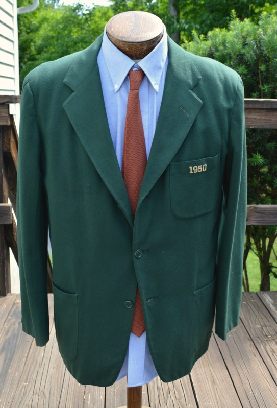 dartmouth blazer