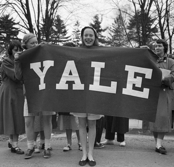 yale banner
