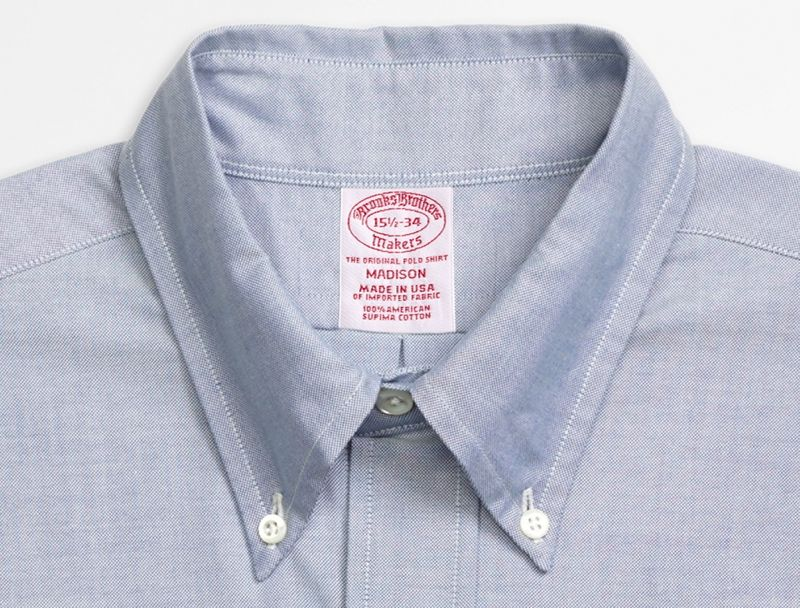 a225843a191 Throughout the 20th century the Brooks Brothers oxford-cloth buttondown was  a classic of American menswear, so iconic it was immortalized in a piece of  ...