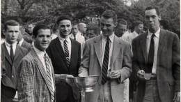 Yale Berkeley College 1957