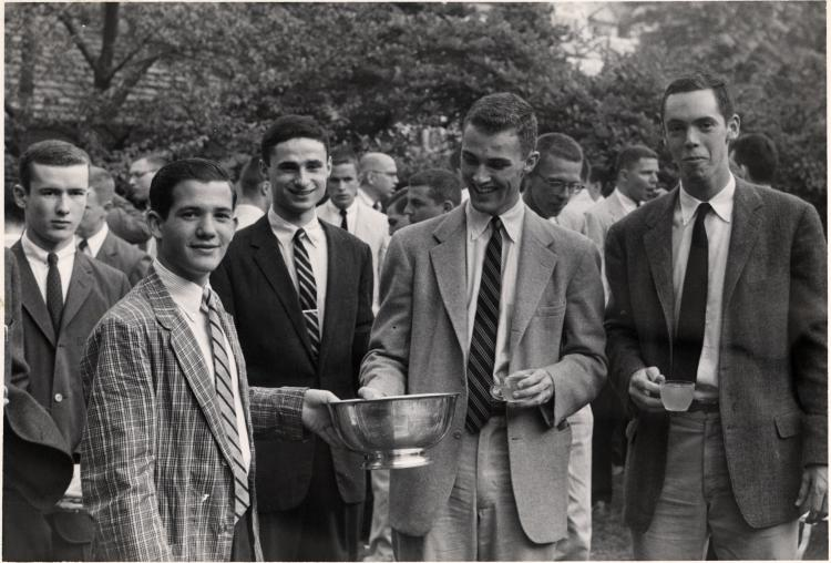 Yale Berkeley College 1957