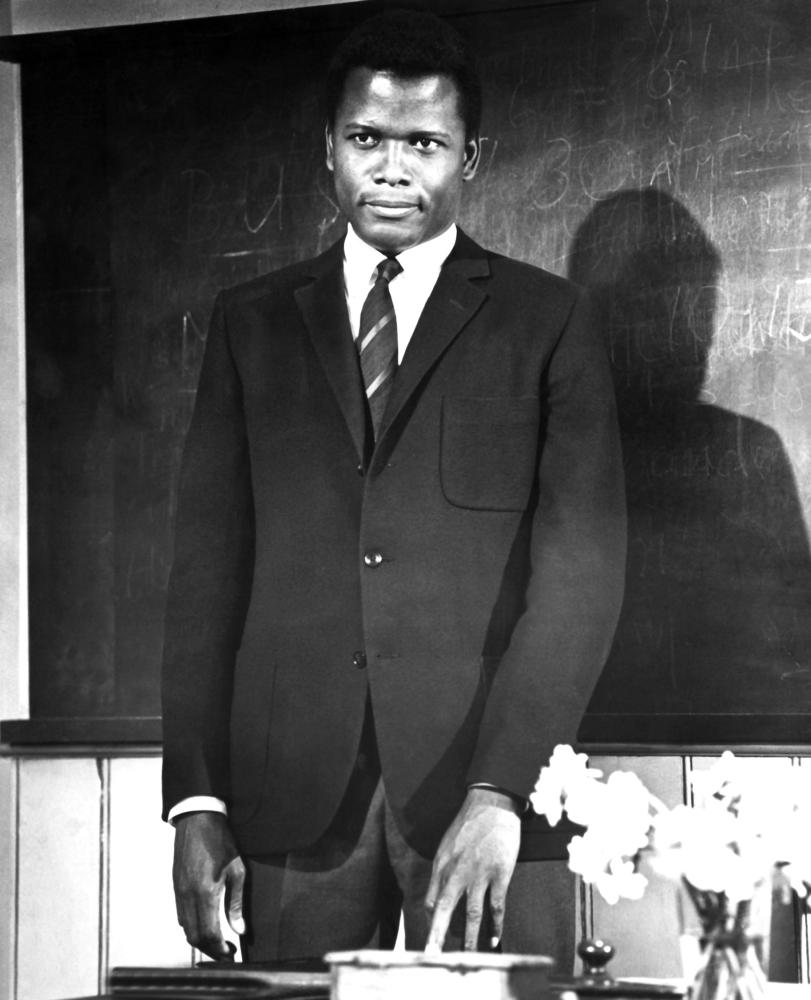 TO SIR WITH LOVE, Sidney Poitier, 1967