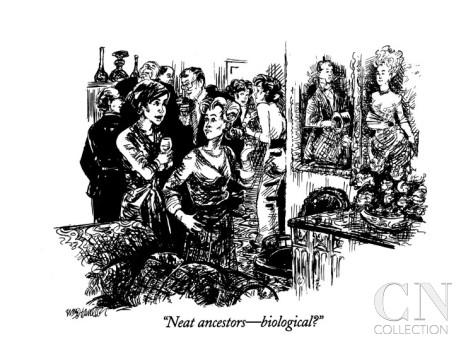 william-hamilton-neat-ancestors-biological-new-yorker-cartoon