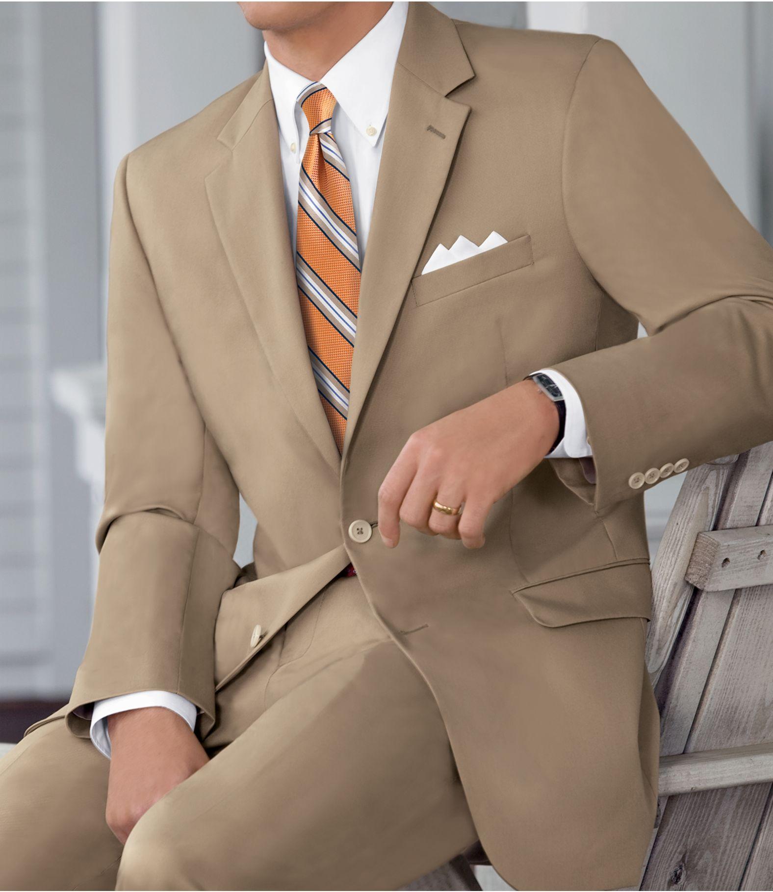 bank suit