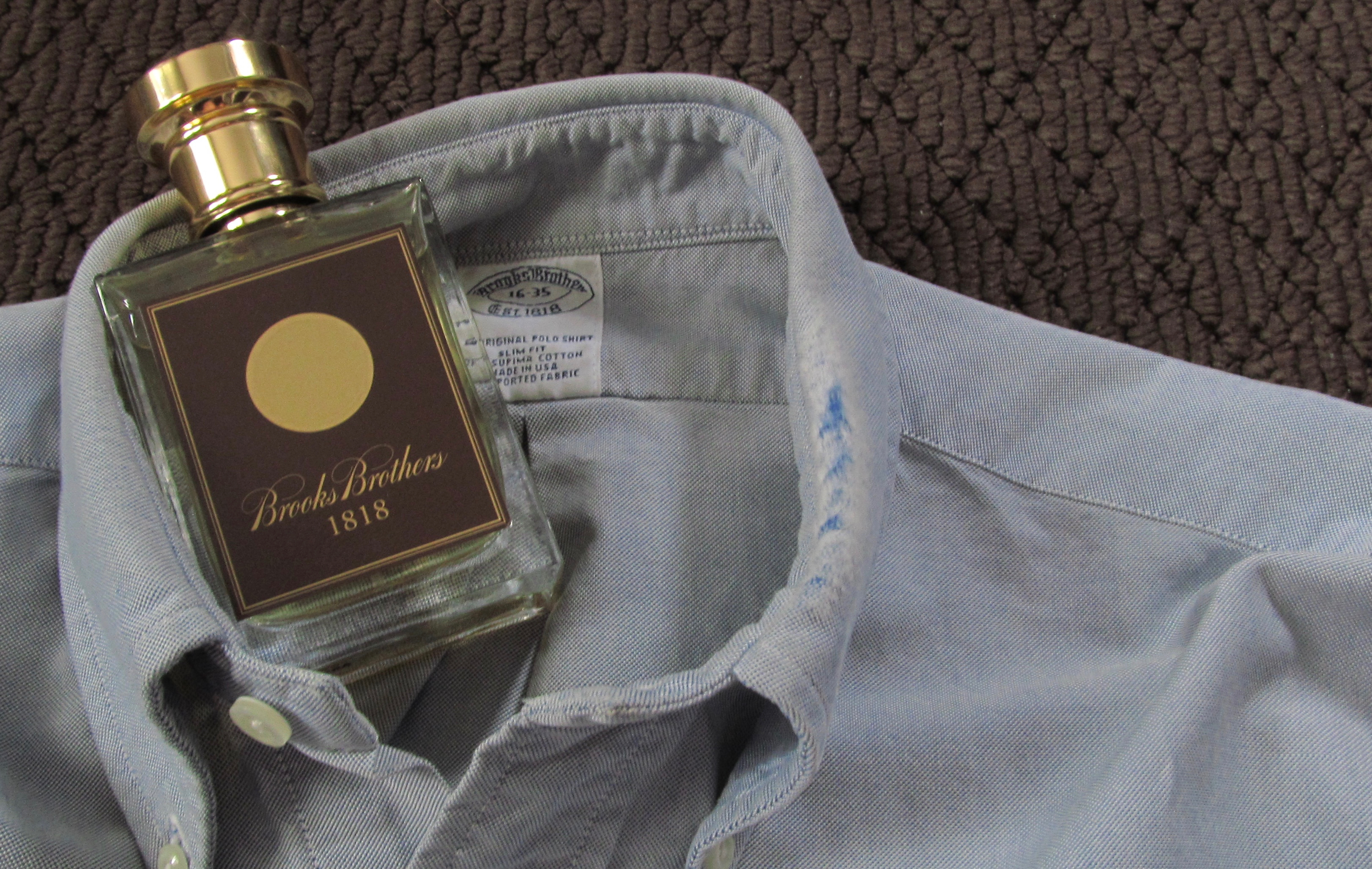 622e4bf24f4 Brooks Brothers 1818 Cologne  The Smell Of Old Money