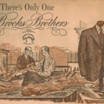 There's Only One Brooks Brothers: Coronet Magazine, 1950