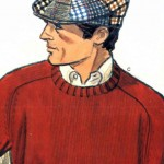 Pursuit of Scrappiness: The Patchwork Tweed Cap