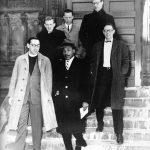 MLK at Princeton, 1960