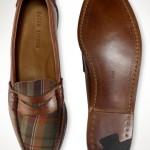 RL Madras Penny Loafers