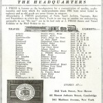 Golden Years: Ivy Trunk Shows During The Heyday