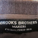 A Tale Of Two Suits: Brooks in the '50s & '60s