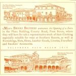 Sailing New Seas: Brooks Brothers In Newport & Palm Beach