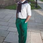 Yale Style Showdown, Kelly Green Edition