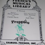 From Collar Pop To Total Flop: Preppies The Musical, 1982