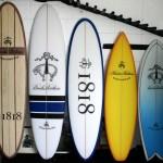 Surfing Craze: Tradsville Flooded By Surf-Motif Tsunami