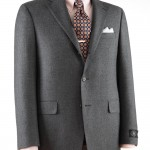 Epitome Of Elegance: Boyer On The Gray Flannel Suit