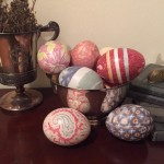 How To Dye Easter Eggs With Old Neckties