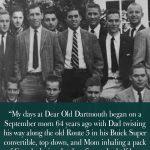 Dick At Dear Old Dartmouth