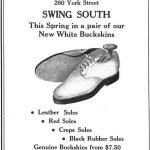 Golden Years: Shoe vs. Weenie