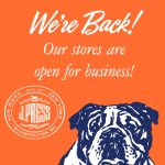 Squeeze Inside: J. Press Reopens Retail Stores