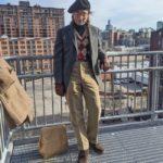 My Kinda Clothes: The Vintage Combo Of Turtleneck + V-Neck